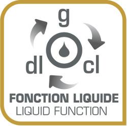 functie pentru lichide