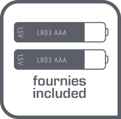 2 baterii LR03