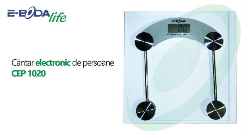 Cantar electronic E-Boda CEP 1020