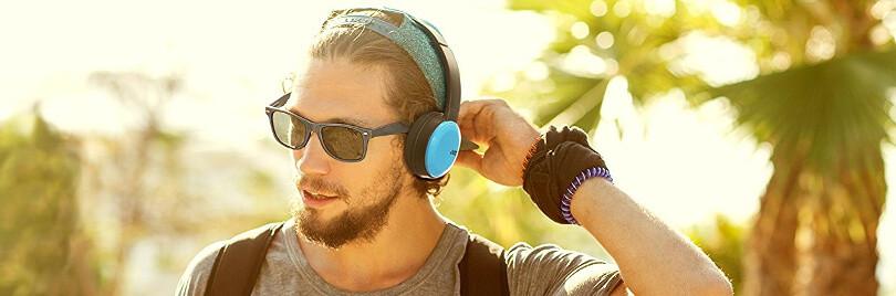JVC HAS30BTAE, Bluetooth, Albastru