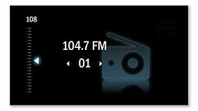 Tuner digital FM