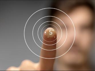 Setari la indemana - control electronic tactil