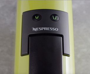 Espresso si Lungo Nespresso Essenza Mini D30 Verde