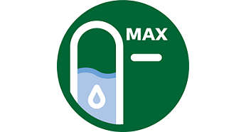 Indicatoare de nivel al apei usor de citit pe ambele parti