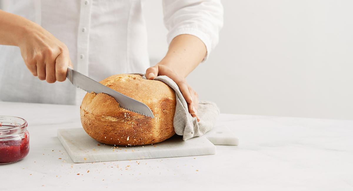 Revolutia cojii de paine de casa