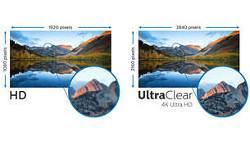 Rezolutie 4K UHD UltraClear