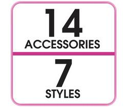14 accesorii