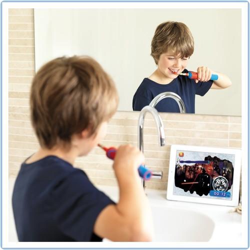 Aplicatia Disney Magic Timer de la Oral-B