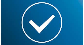 Testata pentru a indeplini nevoile sanatatii tale orale HX904217