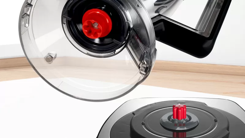 Functia de detectare inteligenta a accesoriilor seteaza automat viteza potrivita