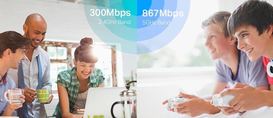 Wi-Fi Dual Band