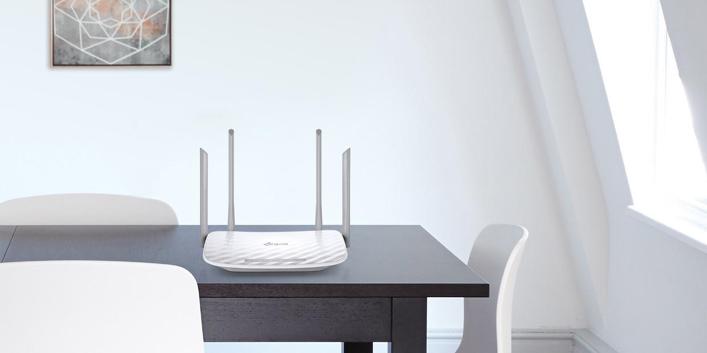 Retea Wi-Fi puternica