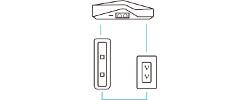 Conecteaza Deco la modemul de cablu si activeaza ambele dispozitive