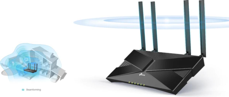 Acoperire Wi-Fi mai mare