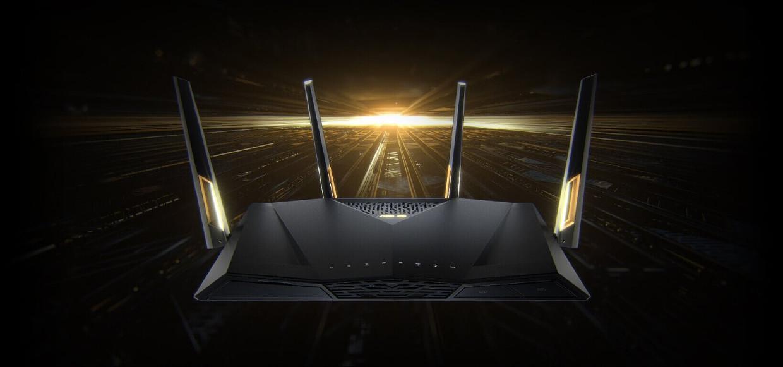 WiFi la viteza Warp