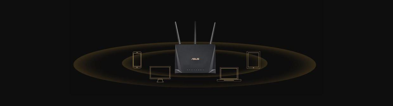 Wi-Fi cu capacitate multipla cu tehnologia revolutionara MU-MIMO