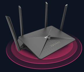 Construit cu cele mai recente securitate si confidentialitate Wi-Fi.