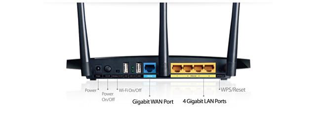 Conexiuni Gigabit