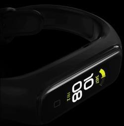 Design subtireCu o grosime de doar 11.1 mm, Galaxy Fit2 este mai subtire si mai confortabil decat Galaxy Fit. Conceput pentru utilizare in timpul deplasarilor, pe toata durata zilei, scobitura unica din curea impiedica acumularea transpiratiei. Este cu adevarat cel mai modern monitor de fitness, gata sa iti duca confortul si stilul la un nou nivel.