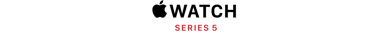 apple watch series 5_logo