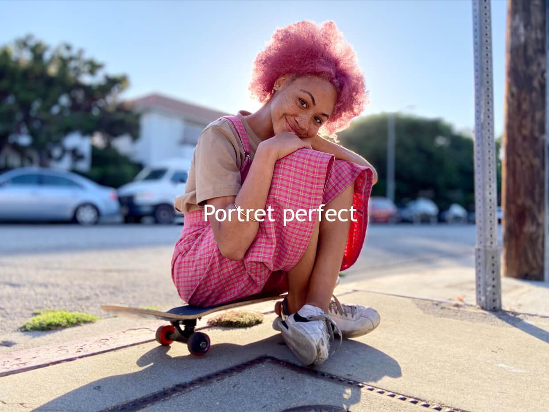 Portret perfect