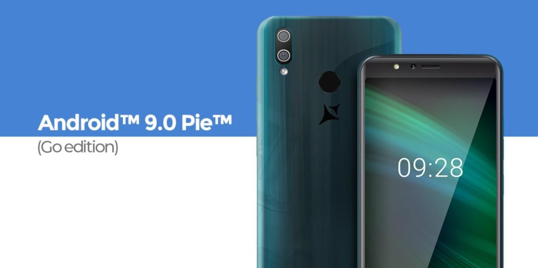Android™ 9.0 Pie™ (editia Go)