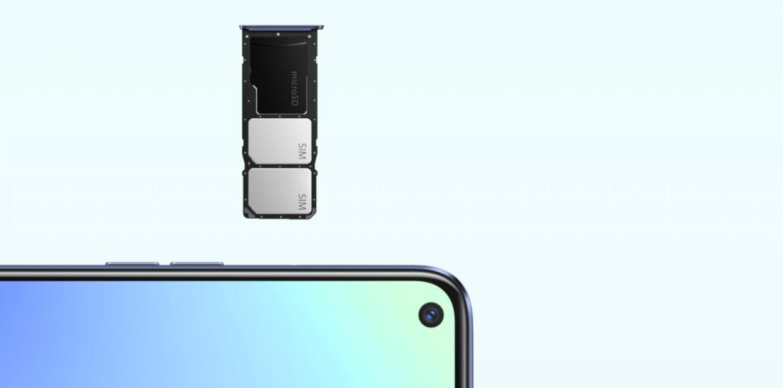 Dual SIM + MicroSD