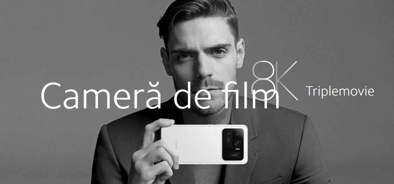 camera de film 8k