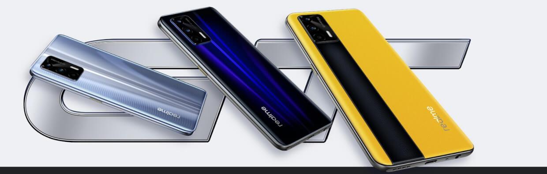 Telefon mobil Realme GT