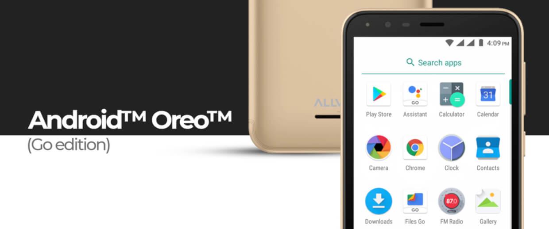 Android™ Oreo™ (Go edition)