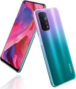 Telefon mobil OPPO A54, 64GB, 4GB Ram, 5G, Dual SIM, Fluid Black