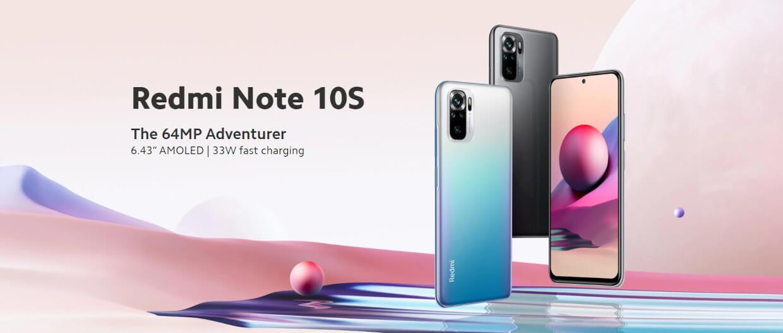Telefon mobil Xiaomi Redmi Note 10S