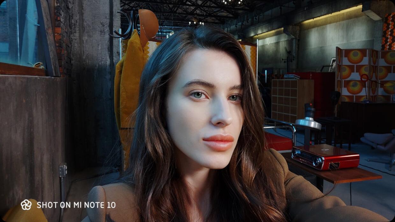 Camera selfie de 32 MP