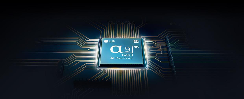 A 3-a generatie de procesoare IA 4K α9