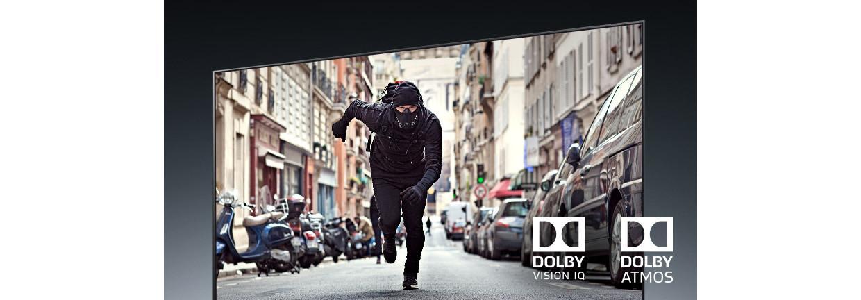 DolbyVision IQ & DolbyAtmos