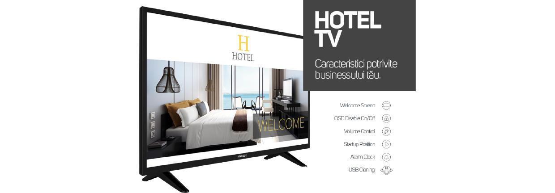 Advanced Hotel TV Mode