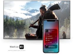 Functioneaza cu Apple AirPlay/Apple HomeKit
