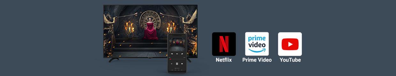 Netflix integrat
