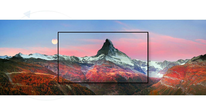 OLED este o adevarata paleta de culori