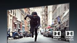 Dolby Vision IQ si Atmos