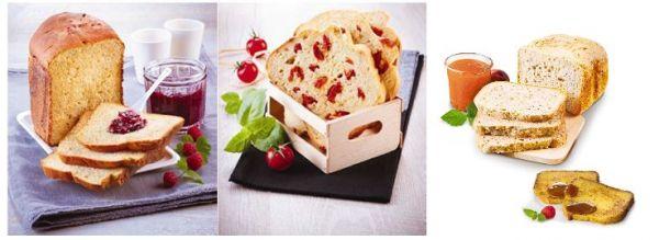 Pain Dore, ajutorul ideal pentru a prepara acasa paine proaspata si delicioasa