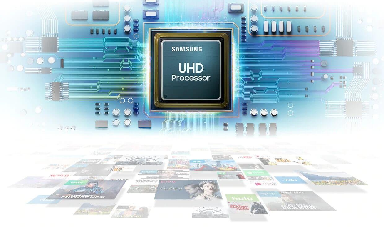 Procesor UHD