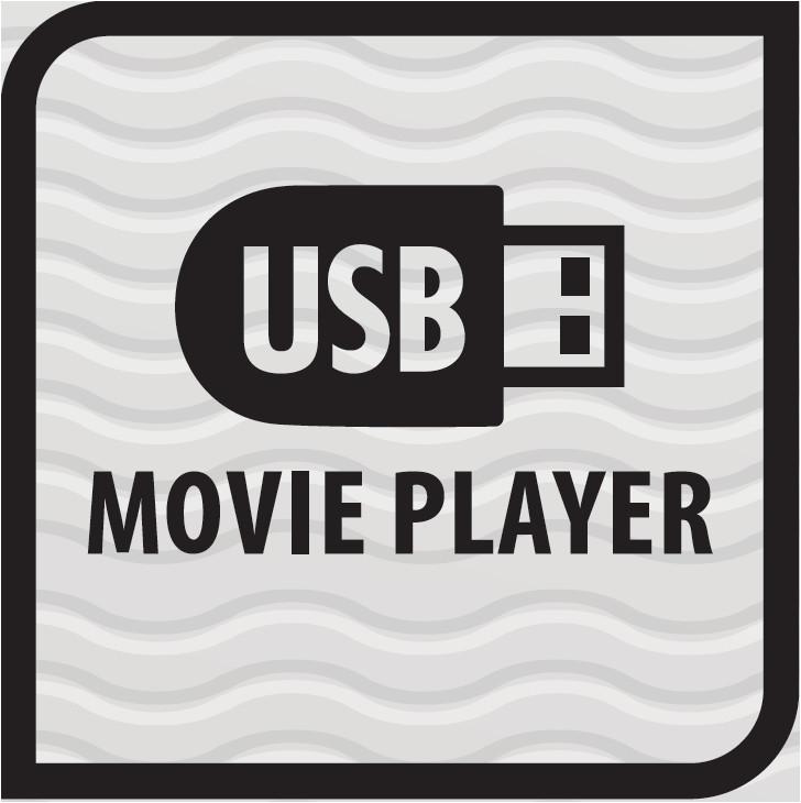 Player USB integrat