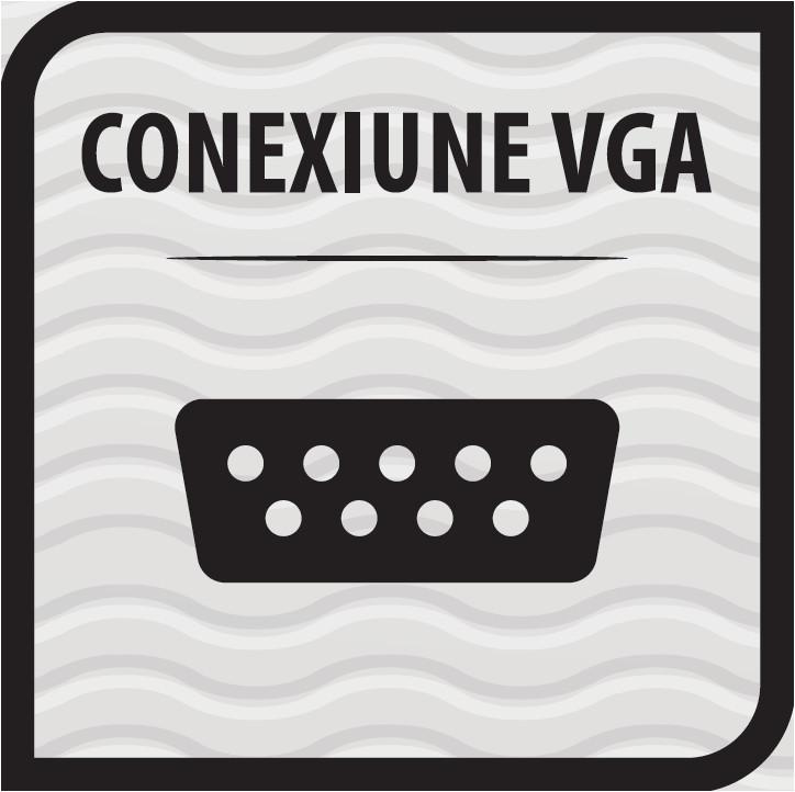 Conexiune VGA