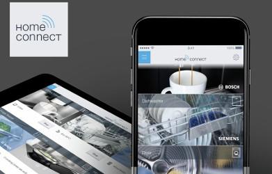 Testeaza aplicatia Home Connect